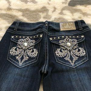 NWOT LA Idol women's jeans